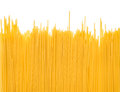 Spaghetti noodle background Royalty Free Stock Photos