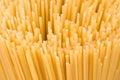 Spaghetti paste noodles dried raw pasta Royalty Free Stock Photos