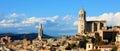 Spain - Girona Royalty Free Stock Photo