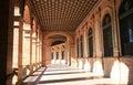 Spanish Architecture At Plaza ...