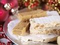 Spanish Christmas Sweets.