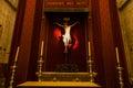 Spanish Crucifix Royalty Free Stock Photo