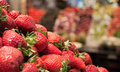Spanish Farmers Markets Royalty Free Stock Photo