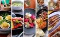 Spanish Food Collage