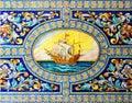 Spanish Galleon, House Of Sevi...