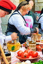 Spanish gastronomic event Royalty Free Stock Photo