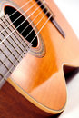 Spanish guitar Royalty Free Stock Photography