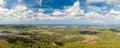 Spanish landscape in menorca spain Royalty Free Stock Photography