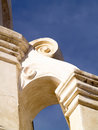 Spanish Mission Architecture Royalty Free Stock Photo