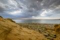 Spanish Point Sand Dune Royalty Free Stock Photo