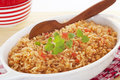Spanish Rice Stock Photography