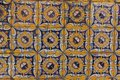 Spanish Tiles Royalty Free Stock Photo