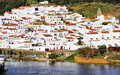 Spanish village Stock Photo