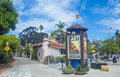 Spanish village art center san diego ca sep the in san diego s balboa park on september it built in to depict an old Stock Photography