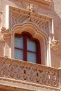 Spanish Window Royalty Free Stock Image