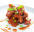 Spare ribs Chinese cuisine Stock Photos