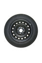 Spare Tire. Royalty Free Stock Photo