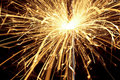 Sparkler firework Royalty Free Stock Photo