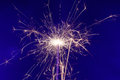 Sparkler fireworks Royalty Free Stock Photo
