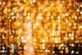 Festive blurred backdrop