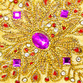 Sparkling jewels Royalty Free Stock Photography