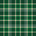 Spartan Plaid Royalty Free Stock Photo
