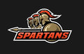 Spartan warriors.