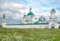 Spaso-Yakovlevsky Monastery. Rostov, Russia. Royalty Free Stock Photo