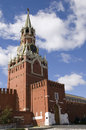Spasskaya tower Royalty Free Stock Photo