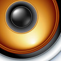 Speaker detailed icon Royalty Free Stock Photography