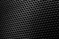 Speaker grill texture Royalty Free Stock Photo