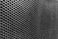 Speaker grille Royalty Free Stock Photo