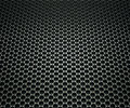 Speaker s grill texture made of Royalty Free Stock Photography