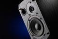 Speaker system Royalty Free Stock Photo