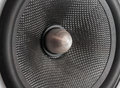 Speaker woofer. Stock Image