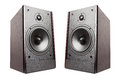 Speakers isolated Royalty Free Stock Photo
