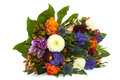 Special colorful bouquet Royalty Free Stock Photography