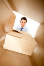 Special delivery Stock Photos