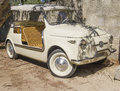 Special fiat craft cabio hand made Stock Images