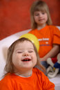 Special needs children Royalty Free Stock Photography