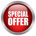 Special offer Royalty Free Stock Photos