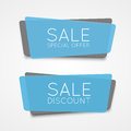 Special offer banner Royalty Free Stock Photo