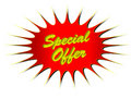 Special offer (vector) Royalty Free Stock Image