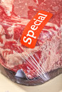 Special Prime Rib Roast Royalty Free Stock Photos