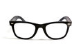 Spectacles isolated of with white background Royalty Free Stock Images