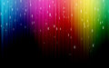 Spectrum Rainbow Colors Royalty Free Stock Photo