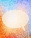 Speech bubble Royalty Free Stock Images