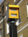 Speed camera Stock Photography