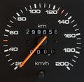 Speed meter Royalty Free Stock Photos