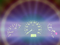 Speedometer,Texture background